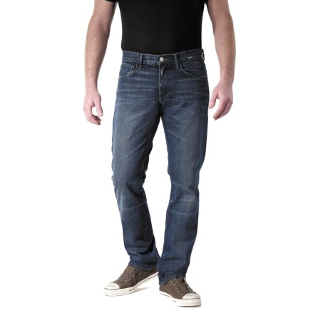 Agave Denim Spitfire Sundowner Vintage Jeans - Relaxed Fit (For Men) in Med Indigo
