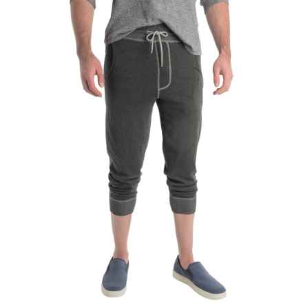 Agave Denim Steadman Joggers (For Men) in Charcoal - Closeouts