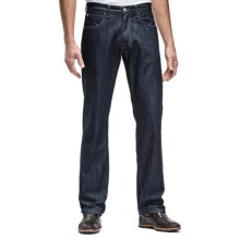 Agave Denim Troubadour Pragmatist Classic Straight Jeans (For Men) in Indigo - Closeouts