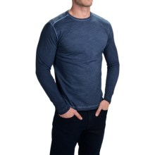 Agave Denim Victor Slub Shirt - Long Sleeve (For Men) in Medieval Blue - Closeouts