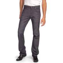 Agave Denim Waterman Black Agate Jeans - Relaxed Fit (For Men) in Black - Closeouts