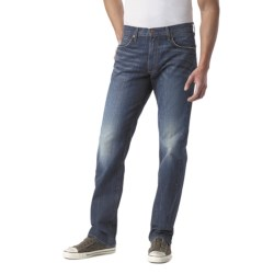 Agave Denim Waterman Humboldt Vintage Jeans - Relaxed Fit (For Men) in Dark Indigo
