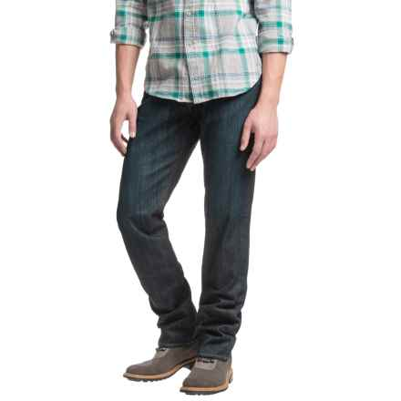 Agave Denim Waterman Leucadia Flex Jeans - Relaxed Fit, Straight Leg (For Men) in Leucadia Flex - Closeouts