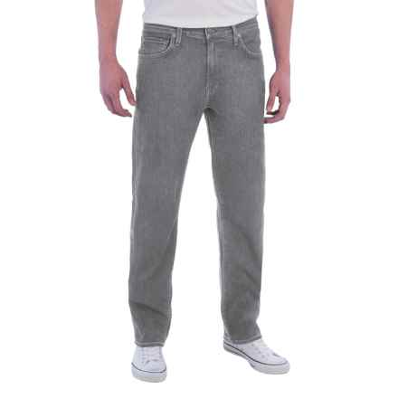 Agave Denim Waterman Portland Flex Jeans - Relaxed Fit (For Men) in Gray - Closeouts