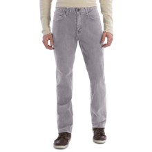 Agave Denim Waterman Santiago Jeans - Relaxed Fit (For Men) in Grey - Closeouts