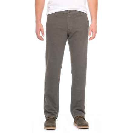 Agave Harp Slouch-Fit Pants (For Men) in Rosin - Closeouts