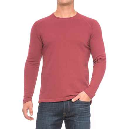 Agave Kasson Shirt - Long Sleeve (For Men) in Ag-Rosewood - Closeouts