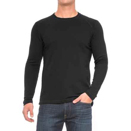 Agave Kasson Shirt - Long Sleeve (For Men) in Black - Closeouts