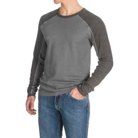 Agave Lookout Shirt - Long Sleeve (For Men) in Ag-Eiffel Tower - Closeouts