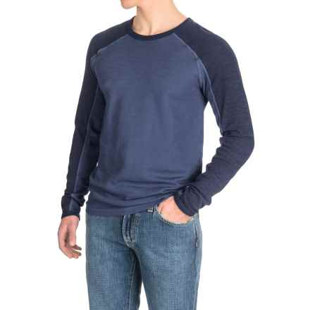 Agave Lookout Shirt - Long Sleeve (For Men) in Eclipse (Agave) - Closeouts