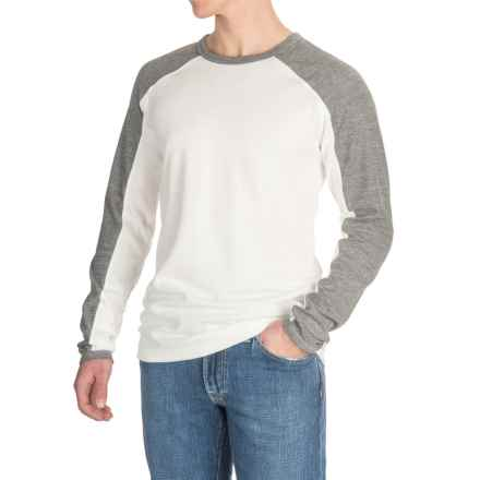 Agave Lookout Shirt - Long Sleeve (For Men) in Natural (Agave) - Closeouts