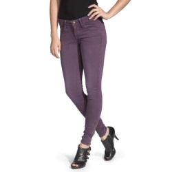 Agave Nectar Moda Mission Beach Jeggings - Low Rise (For Women) in Dazzling Blue