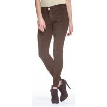 Agave Nectar Ski Pant Mother Lode Stretch Jeggings - Heathered Velvet (For Women) in Seal Brown - Closeouts