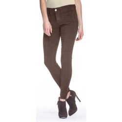 Agave Nectar Ski Pant Mother Lode Stretch Jeggings - Heathered Velvet (For Women) in Seal Brown