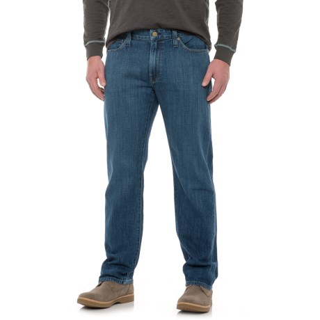 Agave No. 11 Classic Fit Merced Soft Jeans - Straight Leg (For Men) in Merced Soft