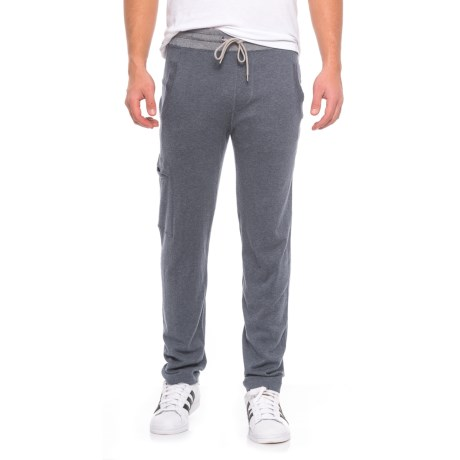 Agave O'Connell Supima® Cotton Drawstring Pants (For Men)
