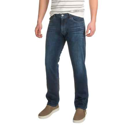 Agave Pragmatist Jeans - Classic Fit, Straight Leg (For Men) in Big Drakes Flex 4-Year - Closeouts