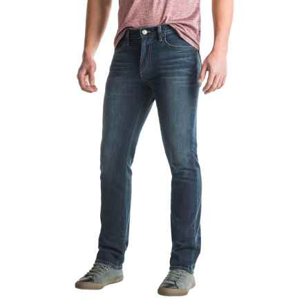 Agave Pragmatist Jeans - Mid Rise, Straight Leg (For Men) in Big Drakes Flex 4-Year - Closeouts