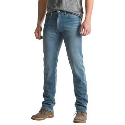 Agave Pragmatist Jeans - Mid Rise, Straight Leg (For Men) in Big Drakes Flex 8-Year - Closeouts