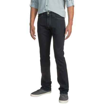 Agave Pragmatist Jeans - Mid Rise, Straight Leg (For Men) in Big Drakes Rinse Flx - Closeouts