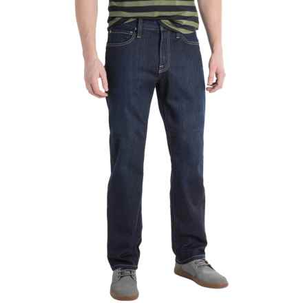 Agave Rocker Classic Fit Jeans - Tapered Leg (For Men) in Belfort Indigo Rinse - Closeouts