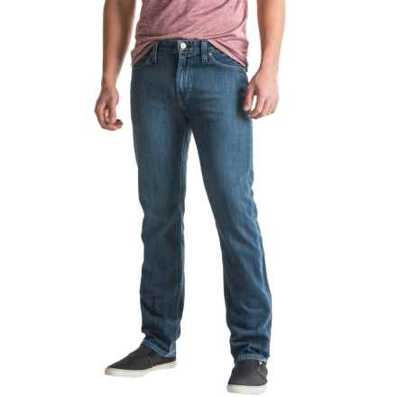 Agave Rocker Jeans - Classic Fit (For Men) in Merced Soft - Closeouts