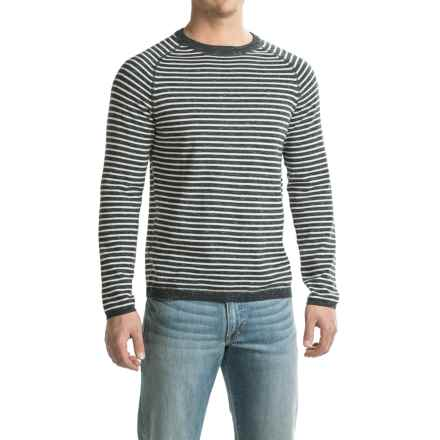 Agave Surin Beach Sweater (For Men) in Anthracite - Closeouts