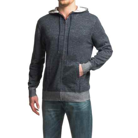 Agave Theodore Hoodie - Cotton (For Men) in Caviar Black - Closeouts