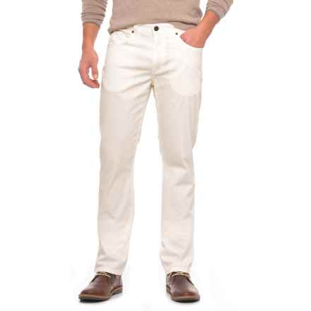 Agave Trestles Bedford Pants - Classic Fit (For Men) in Ag-White - Closeouts