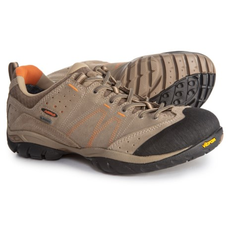 Image of Agent GV Gore-Tex(R) Hiking Shoes - Waterproof, Suede (For Men)