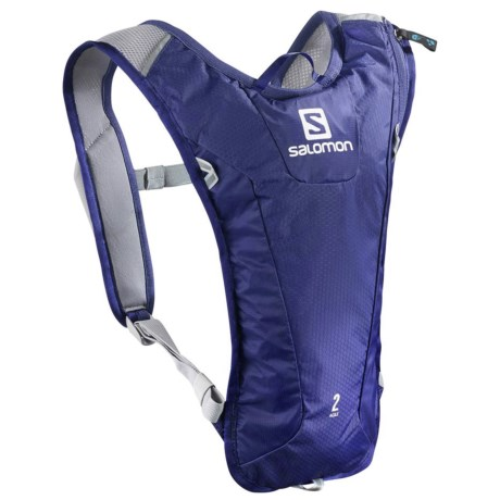 Image of Agile 2 Set 3L Running Hydration Pack - 1.5L Reservoir (For Men and Women)