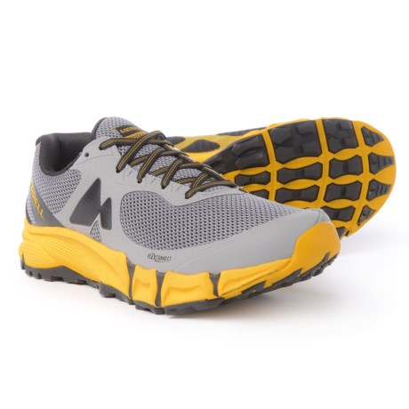 Image of Agility Charge Flex Trail Running Shoes (For Men)