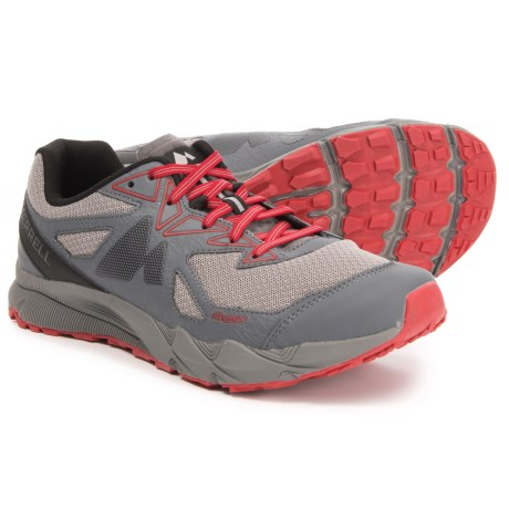 Image of Agility Fusion Flex Trail Running Shoes (For Men)