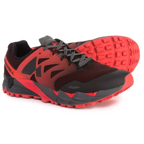 Image of Agility Peak Flex 2 E-Mesh Trail Running Shoes (For Men)