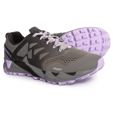 Image of Agility Peak Flex 2 E-Mesh Trail Running Shoes (For Women)