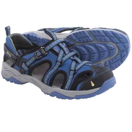 Ahnu Anza Sport Sandals (For Women) in Washed Indigo - Closeouts