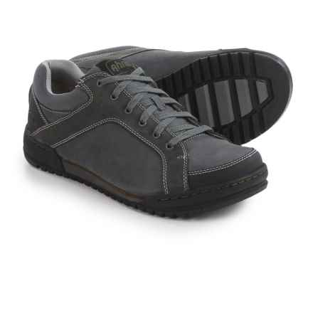 Ahnu Balboa Sneakers - Suede (For Men) in Dark Gray - Closeouts