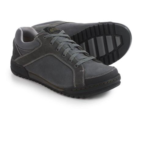 Ahnu Balboa Sneakers - Suede (For Men) in Dark Gray