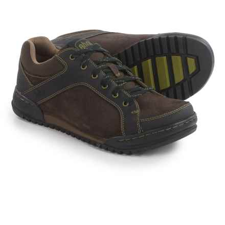 Ahnu Balboa Sneakers - Suede (For Men) in Turkish Coffee - Closeouts