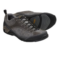 Ahnu Belgrove II Shoes - Leather (For Men) in Gunmetal - Closeouts