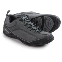 Ahnu Belgrove II Shoes - Nubuck and Suede (For Men) in Dark Grey - Closeouts