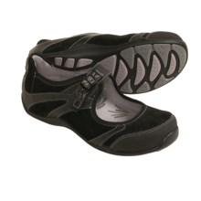 Ahnu Benecia II Mary Jane Shoes (For Women) in New Black - Closeouts