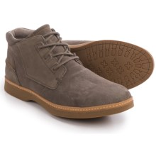 Ahnu Broderick Chukka Boots - Leather (For Men) in Walnut - Closeouts