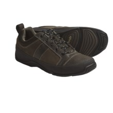 Ahnu Cole Shoes - Leather (For Men) in Smokey Brown - Closeouts