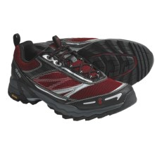 Ahnu Corso Trail Running Shoes (For Men) in Chili Pepper - Closeouts