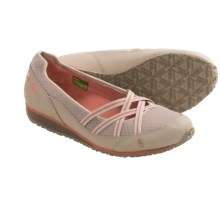 Ahnu Crissy II Ballet Flats (For Women) in Cobblestone - Closeouts