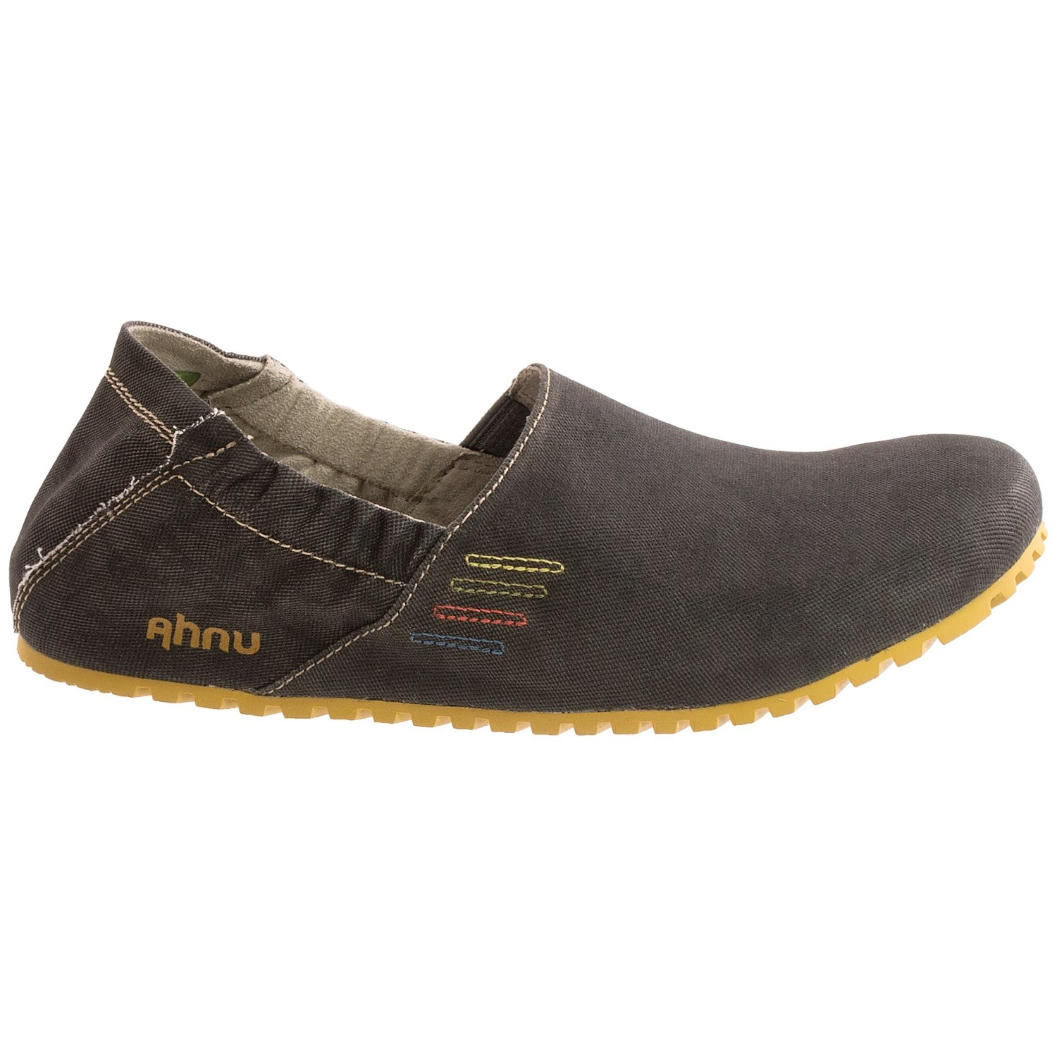 Information About Ahnu Cruz Vegan Shoes Canvas Slip Ons For Men