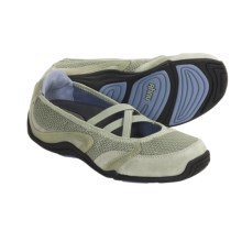 Ahnu Dolores Shoes - Mary Janes (For Women) in Sage Green - Closeouts