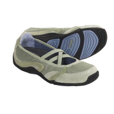 Ahnu Dolores Shoes - Mary Janes (For Women) in Sage Green