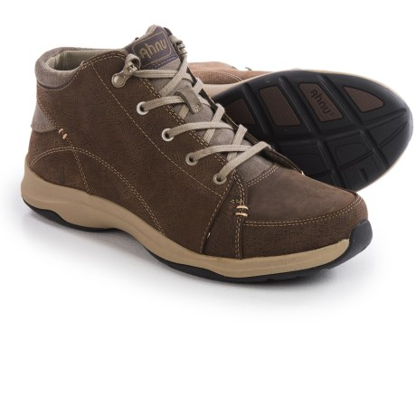 Ahnu Fairfax Shoes - Waterproof, Leather (For Women) in Porter